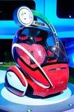 Chevrolet En-V, veículo eletrônico do poder Imagem de Stock