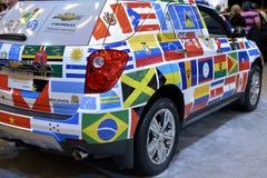 Chevrolet Equinox  Stock Photo