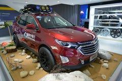 Chevrolet Equinox SUV Στοκ φωτογραφία με δικαίωμα ελεύθερης χρήσης