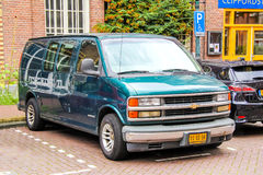 Chevrolet Express Royalty Free Stock Image