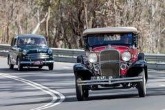 Chevrolet förbundsmedlemTourer 1932 Royaltyfri Fotografi