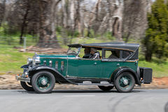 Chevrolet filosofie kandidatTourer 1932 Royaltyfri Bild