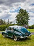 Chevrolet 1942 Fleetline Fotografie Stock