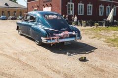 Chevrolet Fleetline Deluxe 1949, old timer Royalty Free Stock Photo