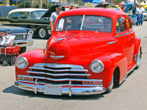!947 Chevrolet Fleetmaster Stock Photo
