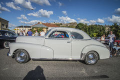 Chevrolet Fleetmaster sportkupé 1948 Royaltyfri Bild