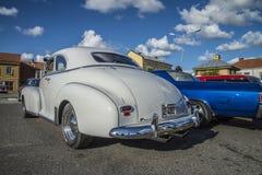 Chevrolet Fleetmaster sportkupé 1948 Arkivfoton