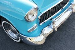 CHEVROLET FRONT END Stock Image