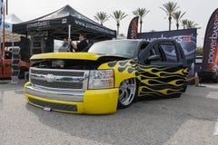 Chevrolet gewijzigde Silverado Royalty-vrije Stock Foto