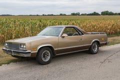 1978 Chevrolet Gr Camino Royalty-vrije Stock Afbeeldingen