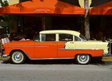 Chevrolet-Hardtop Convertibele Circa 1956 Royalty-vrije Stock Afbeelding