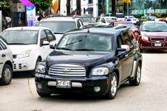 Chevrolet HHR royalty-vrije stock afbeelding