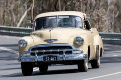 Chevrolet hjälpmedel 1957 royaltyfria foton