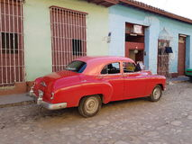 Chevrolet i Trinidad Fotografering för Bildbyråer