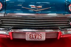 Chevrolet Impala μετατρέψιμο στοκ εικόνες