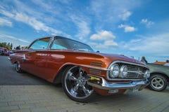 Chevrolet-impala 1960 Stock Afbeelding