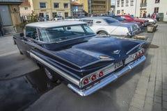 1960年Chevrolet Impala 免版税库存照片