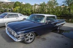 1960年Chevrolet Impala 库存图片