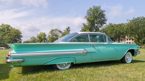1959/60 Chevrolet Impala Stockfotos