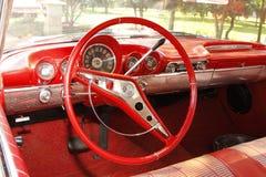 Chevrolet Impala bubblaöverkant 1960 Royaltyfri Fotografi