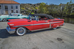 1958 Chevrolet Impala Convertible Royalty Free Stock Image