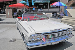 Chevrolet Impala Convertible Royalty Free Stock Images