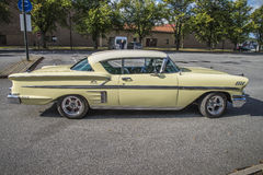 1958 Chevrolet Impala Hardtop Coupe, for sale Stock Image