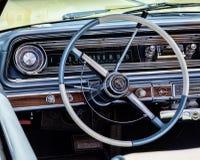 Chevrolet Impala interior Royalty Free Stock Photography