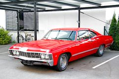 Chevrolet Impala Royalty Free Stock Photos