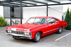 Chevrolet Impala Royalty Free Stock Photos