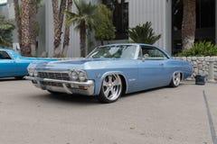 Chevrolet Impala ss su esposizione immagini stock libere da diritti