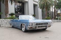 Chevrolet Impala ss su esposizione Immagini Stock
