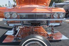 Chevrolet Impala ss su esposizione durante il DUB Show Tour Immagine Stock