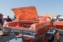 Chevrolet Impala ss su esposizione durante il DUB Show Tour Immagini Stock