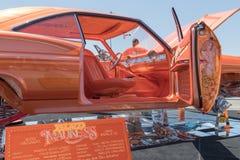 Chevrolet Impala ss su esposizione durante il DUB Show Tour Fotografie Stock Libere da Diritti