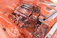Chevrolet Impala ss su esposizione durante il DUB Show Tour Fotografie Stock
