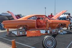 Chevrolet Impala ss su esposizione durante il DUB Show Tour Fotografia Stock Libera da Diritti