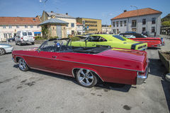1966 Chevrolet Impala Super Sport 2-Door Convertible Royalty Free Stock Photos