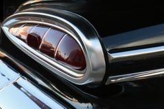 Chevrolet Impala svansljus 1959 Arkivbild