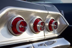 Chevrolet Impala tail light Stock Photography