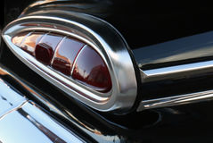 Chevrolet- Impalarücklicht 1959 Stockfotografie