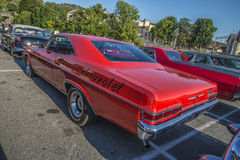 1966 Chevrolet-Impalass Hardtop Stock Afbeelding