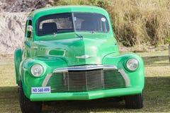 Chevrolet klassisk tappningbil Arkivfoto