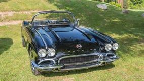 1962 Chevrolet-Korvet Royalty-vrije Stock Afbeelding