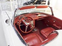 1962 Chevrolet-Korvet Stock Afbeeldingen