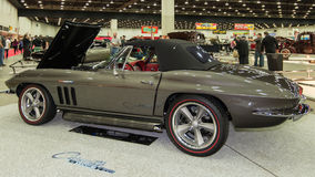 1965 Chevrolet-Korvet Stock Afbeelding