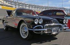 1961 Chevrolet-Korvet Royalty-vrije Stock Fotografie