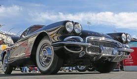 1961 Chevrolet-Korvet Stock Foto's