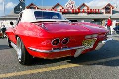 1967 Chevrolet-Korvet Stock Foto's