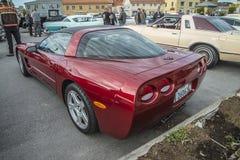 2004 Chevrolet-Korvet C5 Stock Foto's
